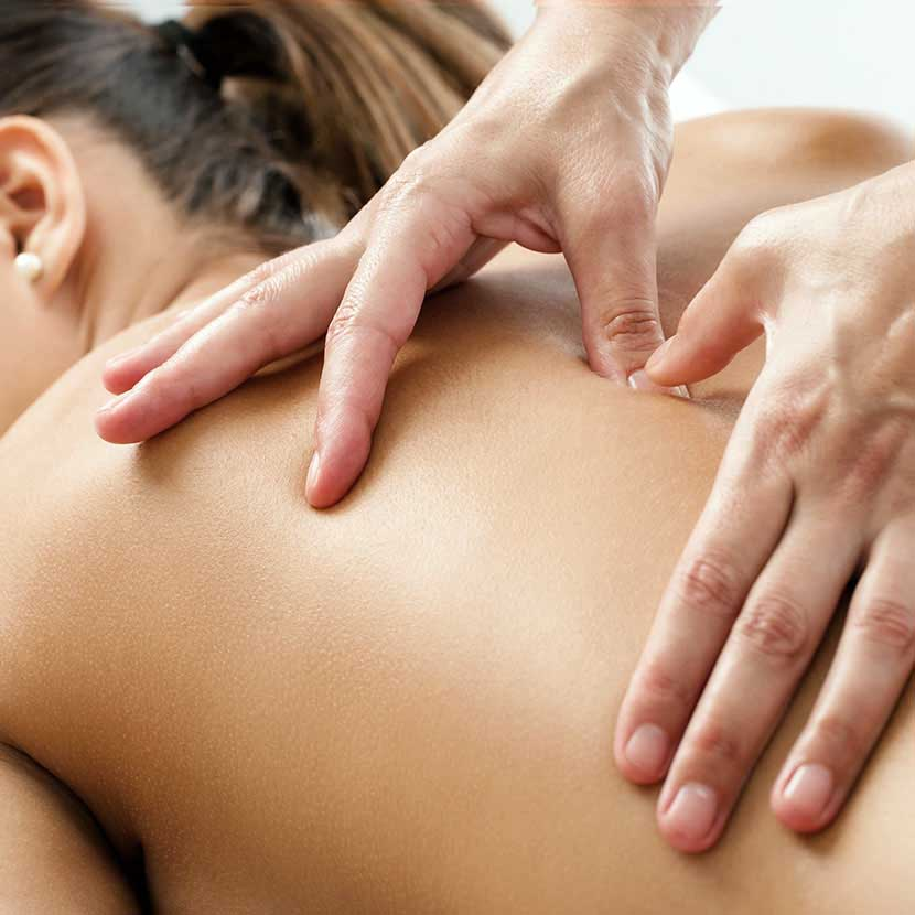 Massages Thaï-Shiatsu